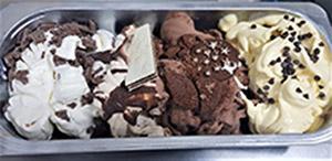 Produzione Gelato Mantecato Artigianale - Produzione artigianale di 35 gusti di Gelato Artigianale