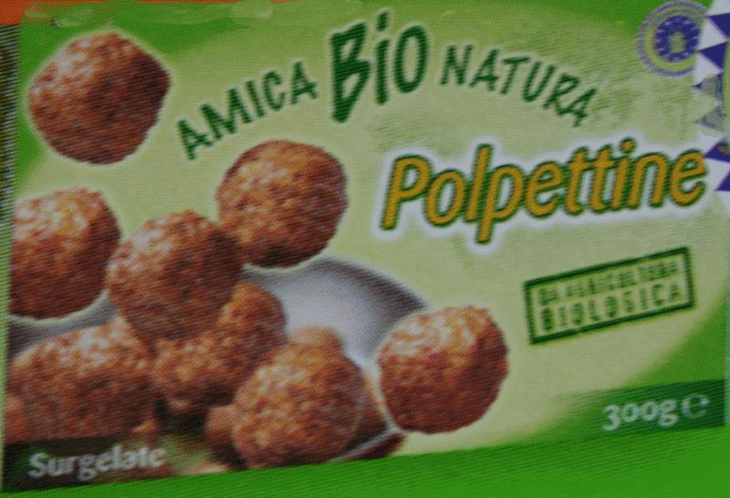 Boulettes (boeuf haché+soja+blé) - Biologiques et surgelées