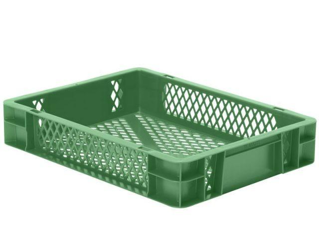 Stacking box: Band 75 3 - Stacking box: Band 75 3, 400 x 300 x 75 mm