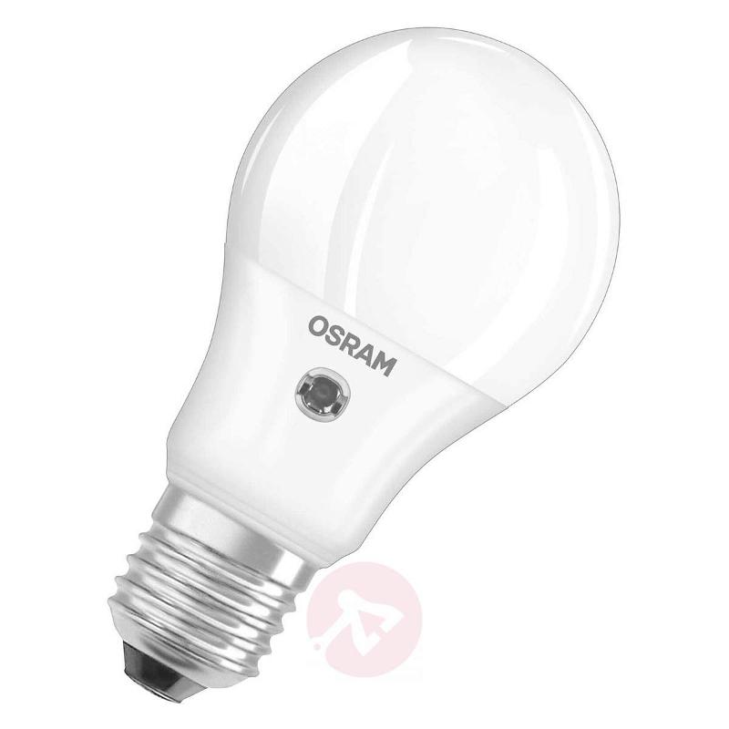 E27 827 LED bulb with sensor - LED Bulbs