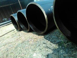 X46 PIPE IN SPAIN - Steel Pipe