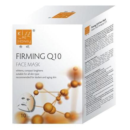 Face Mask 10S+1PC-Q10 Firming - null