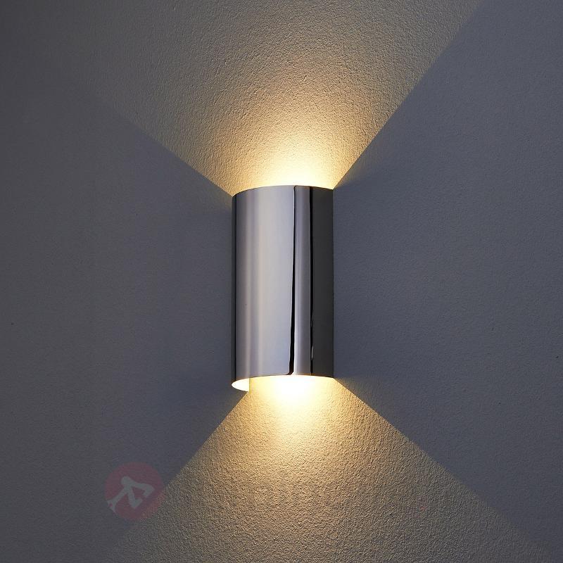 Applique LED June bombée - Appliques LED