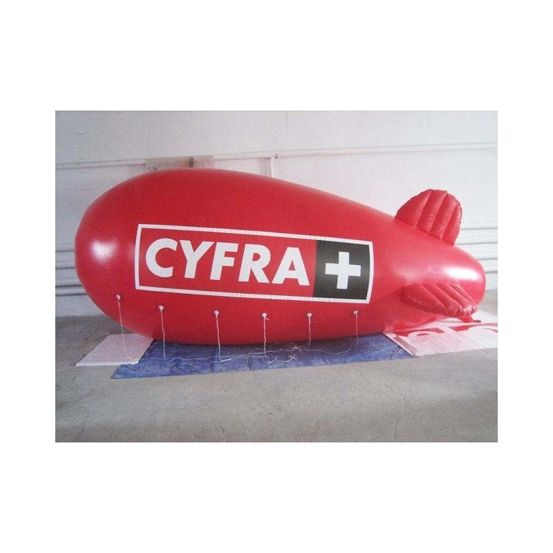 Ballon dirigeables - Ballons personnalisés et formes géantes