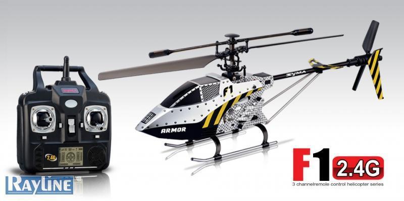RC Ware anderer Hersteller RC Helikopter - F1