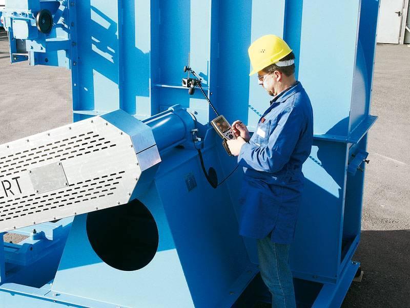 industrial-fans - Repairs