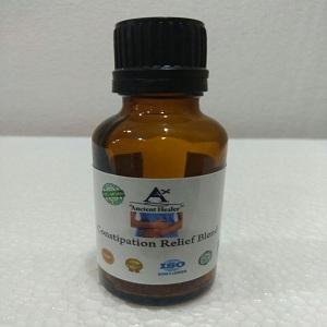 Ancient Healer  Constiupation relief blend15ml - constipation relief massage oil