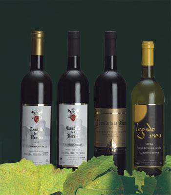 Vinos Varietales de la Terra de Castilla - null
