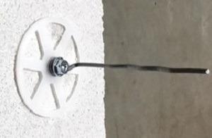 Dualfix CB Cellenbeton - isolatie -/spouwverankeringssysteem Thermisch onderbroken