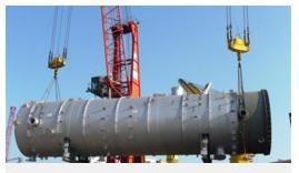 main column - Pressure Vessels