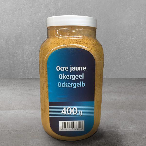 Pigment: Ocre Jaune - null