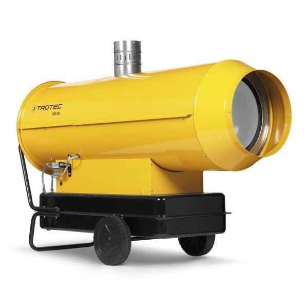 location canon à air chaud 80 Kw - location chauffage au fuel, chauffage de chapiteau