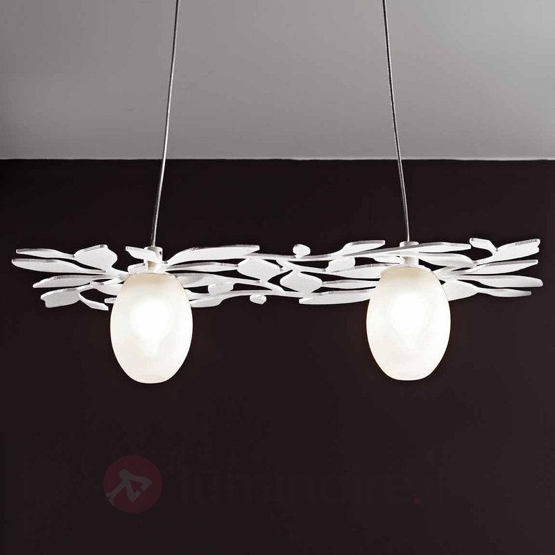 Magnifique suspension Arbos à 2 lampes - Suspensions design