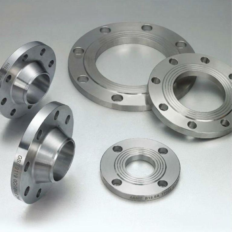 Forged Flanges - Forged Flange Plate Flange Carbon Steel/Alloy Steel Forged Flanges Manufacturer