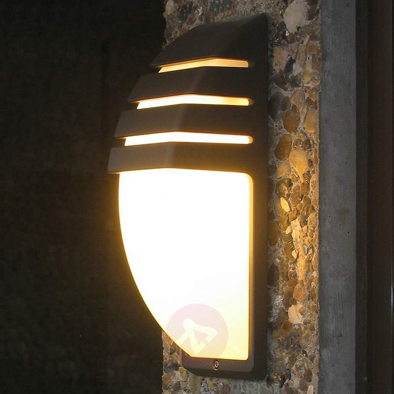 Decorative City ESL designer exterior wall light - Outdoor Wall Lights