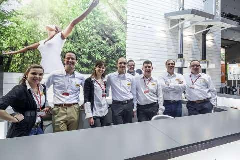 Poujoulat - Project - Salon : Batibouw