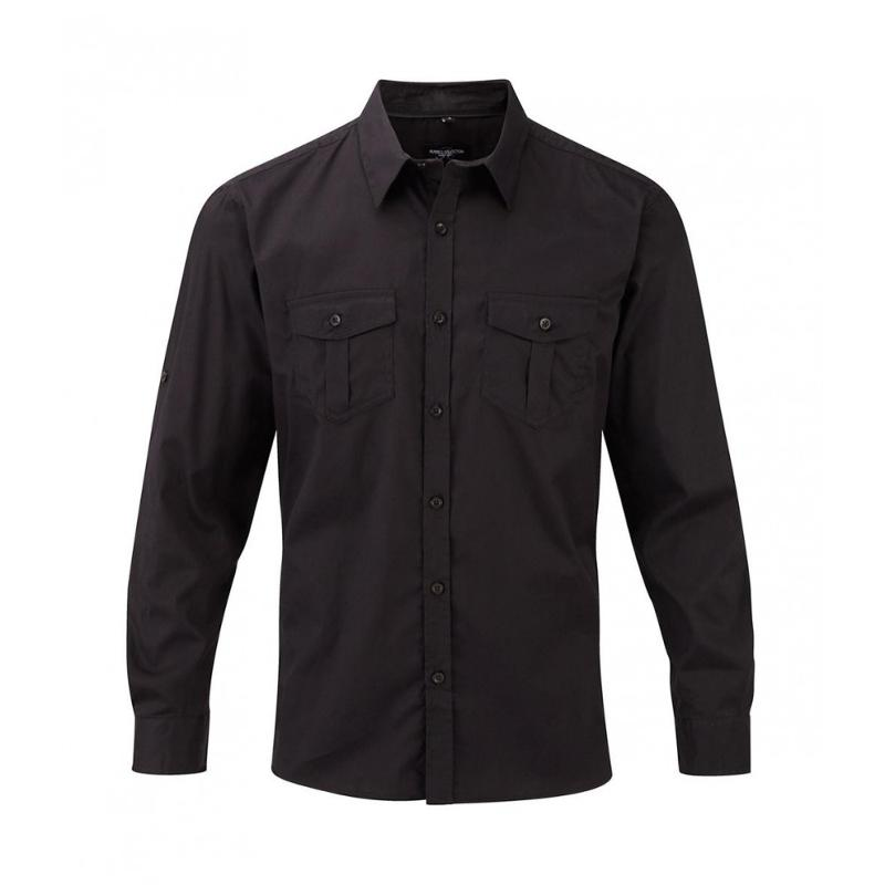 Chemise manches courtes homme - Homme