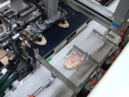 Bereiterungsanlage für Pizzen - null