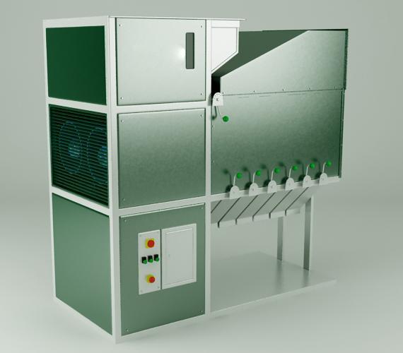 Сельскохозяйственное оборудование ИСМ-50 -