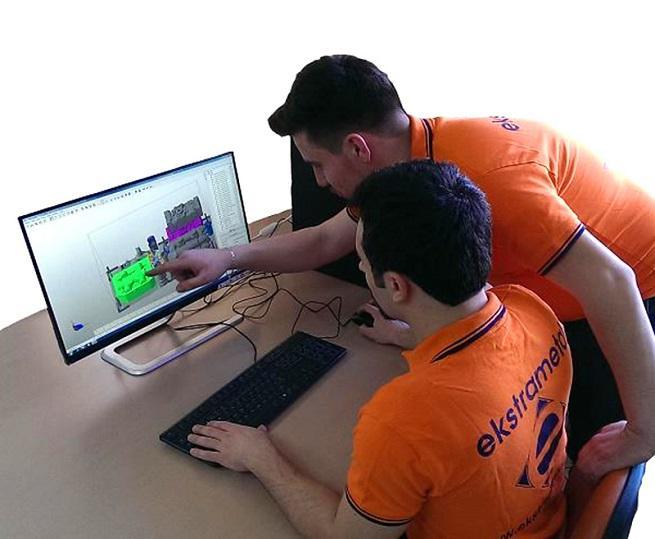 Modellbau / Konstruktion  - Simulation
