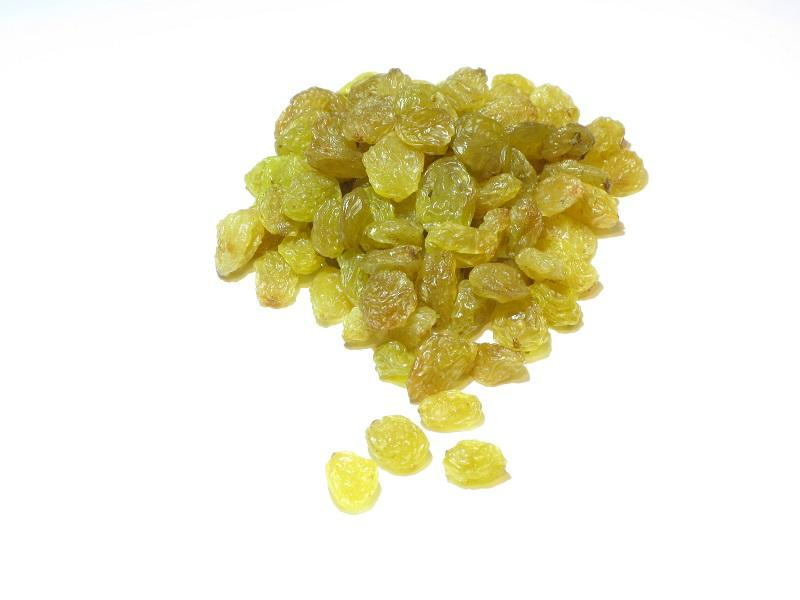 Golden Seedless raisins