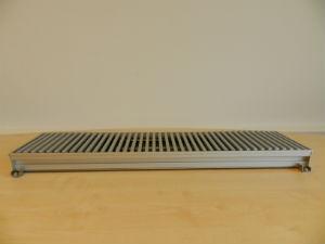COIL-T50 - Vloerconvector van 5cm hoog.