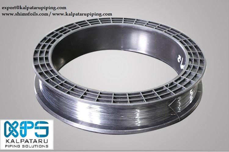 Stainless Steel 316Ti Wires - Stainless Steel 316Ti Wires
