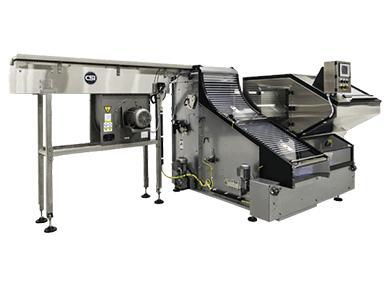 cap handling systems - FT24 Flat-Top Sorter