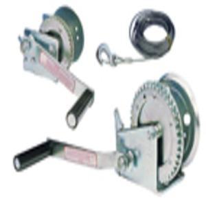 MS-MARINE - ARGANO MANUALE KG.550 CON CINGHIA - Accessori per carrelli
