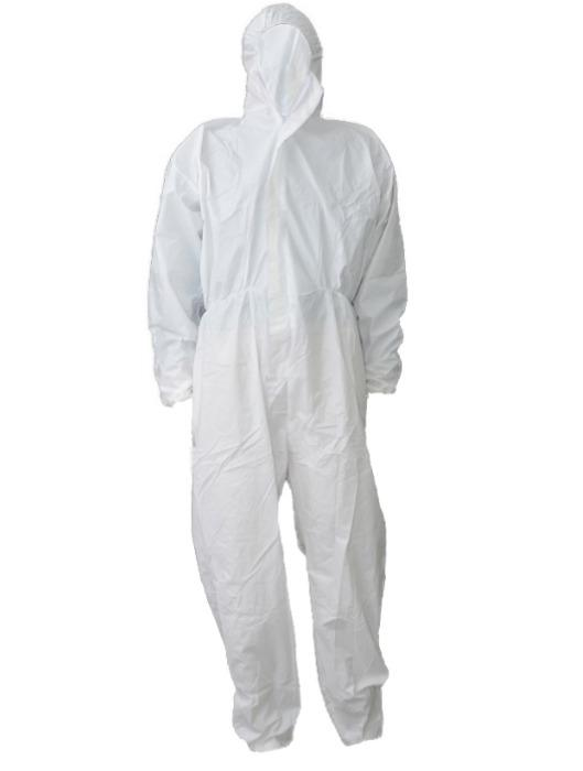 type 5  6 coveralls pp fabric with pe film laminated 60 gsm - type 5  6 coveralls pp fabric with pe film laminated 60 gsm