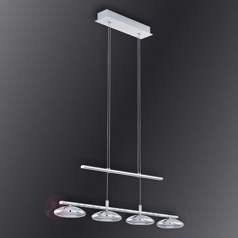 Tarugo - suspension à LED - 4 flammes - Suspensions LED