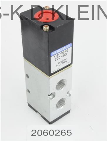 Ventil 200-4E1-21-AC 100 - S-2060265