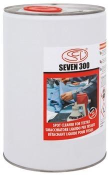 SEVEN 300 - Smacchiatore liquido per tessuti