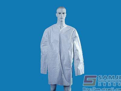Tyvek(DuPont)Lab Coat - AL-0031
