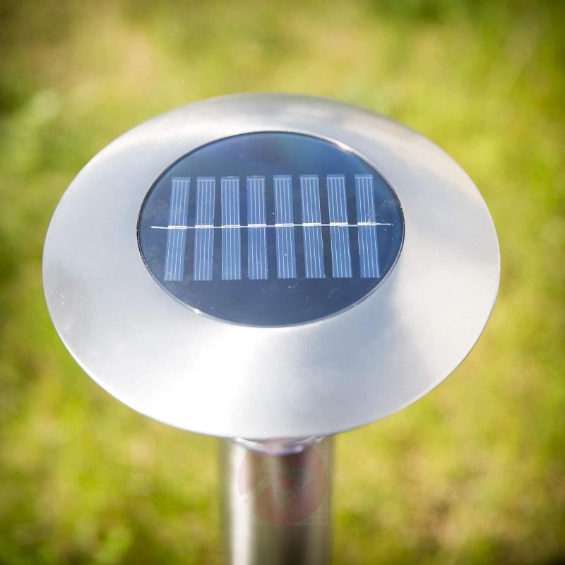 Jolin ground spike light with LED, solar-operated - Solar Lights