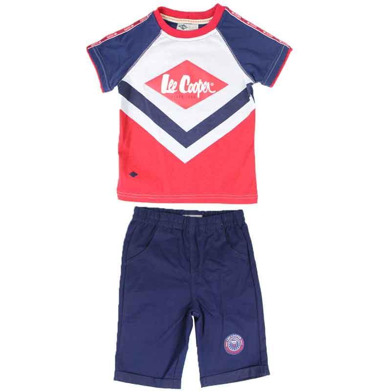 Distributor set of clothes kids Lee Cooper - Summer Set