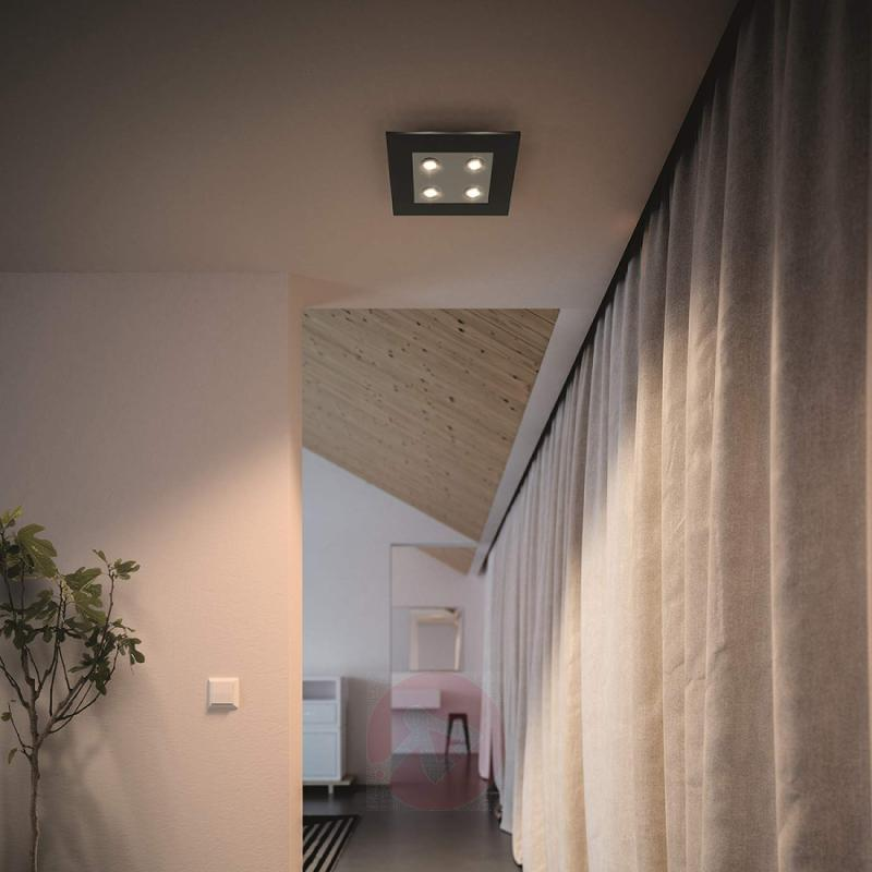 Square LED ceiling light Matrix - indoor-lighting