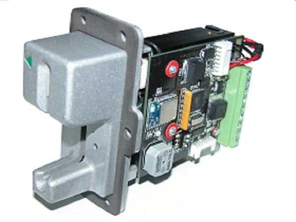 """نظام التحكم في الدخول     """"PRIVRATNIK-03A"""" (بْريفْراتْنيكْA- - نظام التحكم في الدخول المستقل لمباني أجهزة الصراف الآلي"""