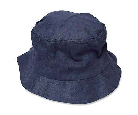 Únicos / Sombrero De Tela 1200 Marino - null