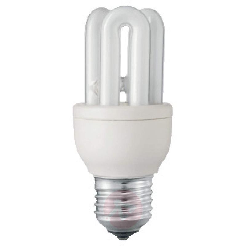 E27 8W low energy bulb Genie ESaver - light-bulbs
