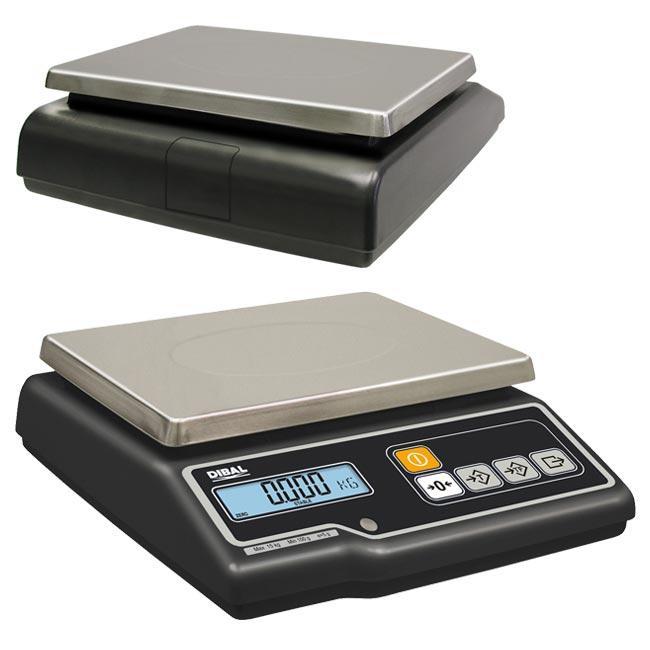Serie G-305 - Balanzas sólo peso sin impresora