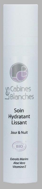 Soin Hydratant* Lissant Jour et Nuit 50ml Flacon Airless
