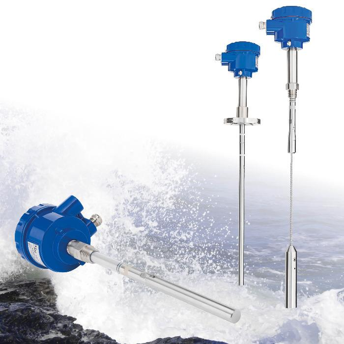 TDR / Radar guiado NivoGuide® NG8000 - Radar guiado TDR para la medición de nivel en líquidos