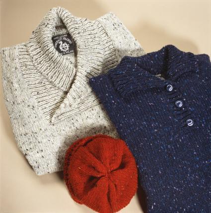 Knitwear - Knitwear production