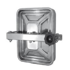 Rechteckige Klappen - Rechteckige Klappen - Nicht für Druck oder Vakuum geeignet