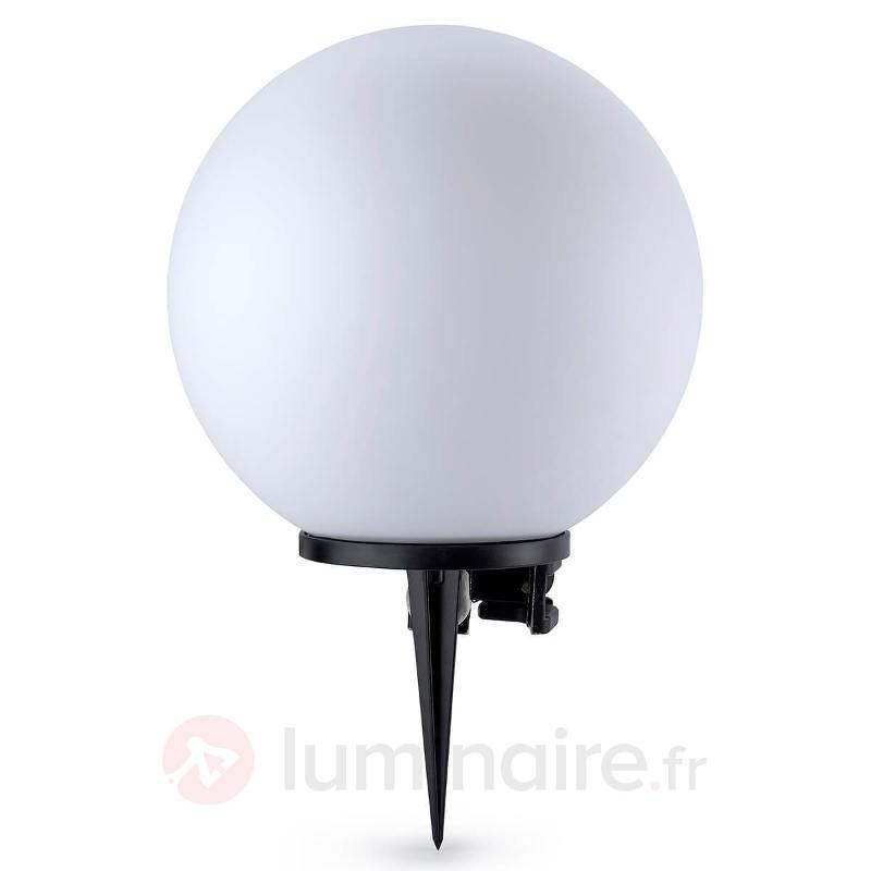 Boule lumineuse décorative CISNE pour l'extérieur - Lampes décoratives d'extérieur