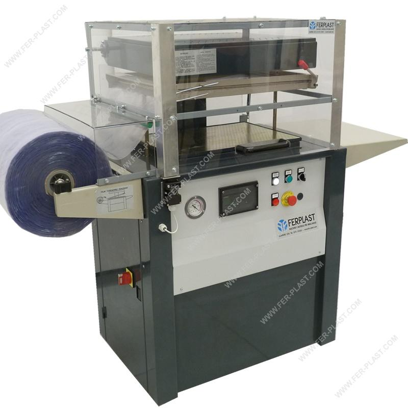 FP 390 wrapping machine - Packaging