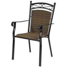 Chairs - Cappuccino flat