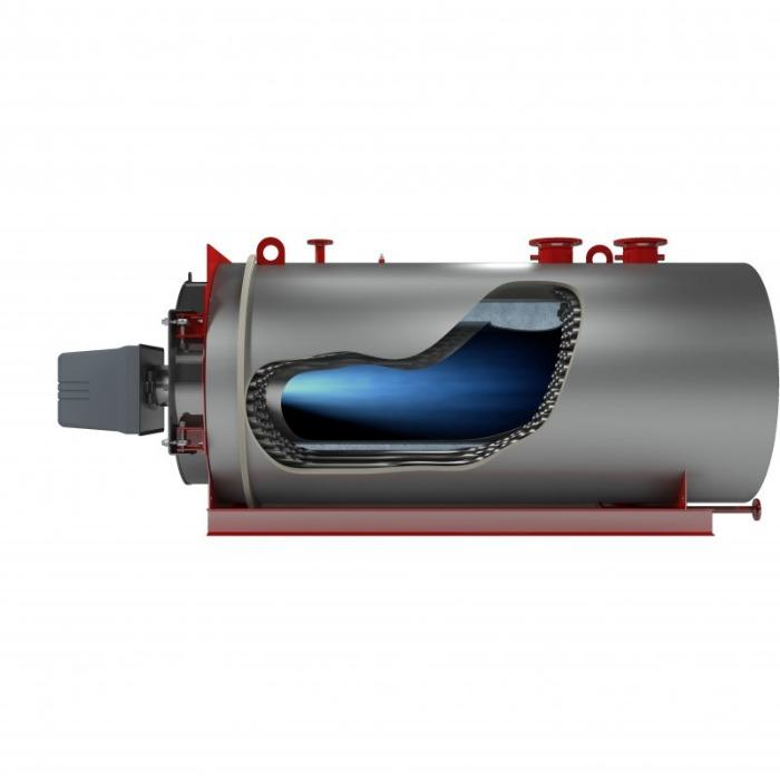 Bosch Hot water boiler - UT-L series - Bosch Hot water boiler / gas / fire tube - UT-L series