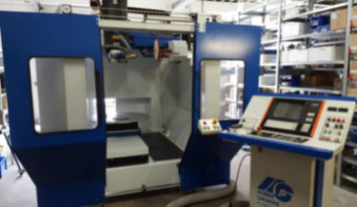 Used 5-axis Rotary System RT-F 1400